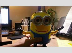 Despicable Me 2 Dancing Dave. Minion Unboxed - YouTube Minion Despicable Me 2