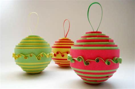 Fabriquer Boule De Noel by D 233 Co De No 235 L 224 Fabriquer En 53 Id 233 Es Amusantes Pour Vous