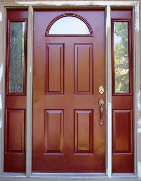 mudah memilih warna pintu rumah minimalis terbaik