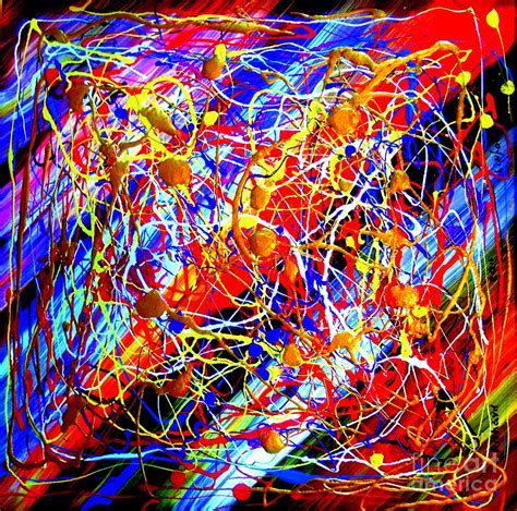 painting network 3 virtuosity matrix digital world neural