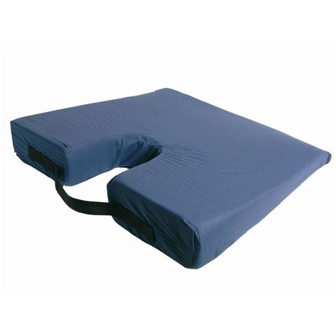 healthcare sloping coccyx cushion careway wellness