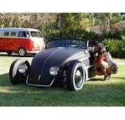 Volkswagen Rat Rod Antique Hot Street Dune Buggy