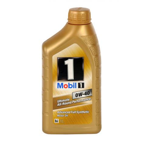 mobil 1 engine mobil 1 synthetic 0w40 1l engine