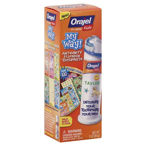 Toothpaste Healthy Care Australia Banana Flavour aquafresh toothpaste fluoride free