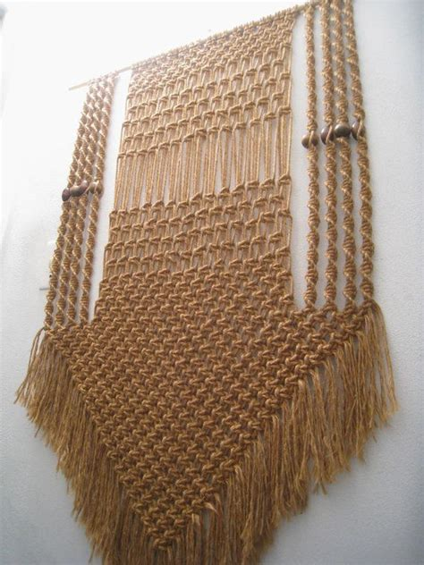 Macrame Weaving - 17 best images about macrame on macrame wall