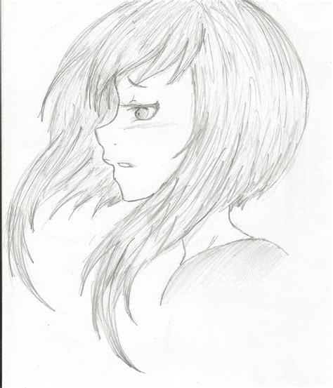 manga girl hairstyles by inasyasyasya art stuff manga girl hair side view eyes side view anime and