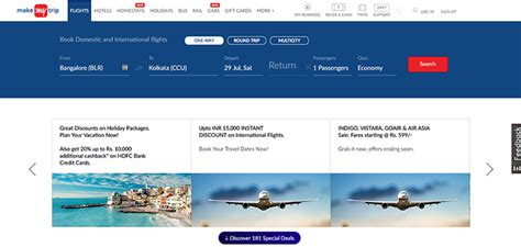 make my trip offers hdfc credit cards makemytrip hdfc credit card offer infocard co