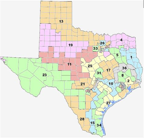 texas district map the texas legislature finally releases new proposed congressional districts tell us what you