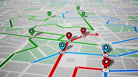 map with gps tracker gps tracking map