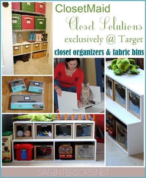 Closetmaid Storage Solutions Getting Organized With Closetmaid Closet Solutions