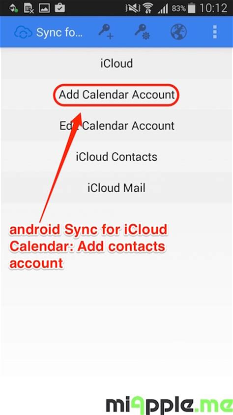 android calendar sync android how to sync icloud calendars with android phones and tablets miapple me