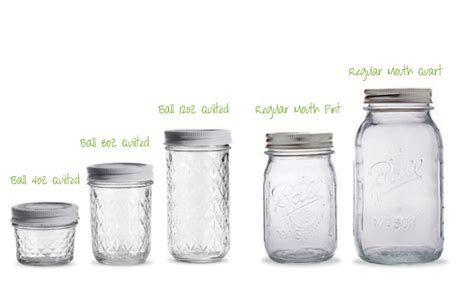 ball mason ball jar sizes chart pictures to pin on pinterest pinsdaddy