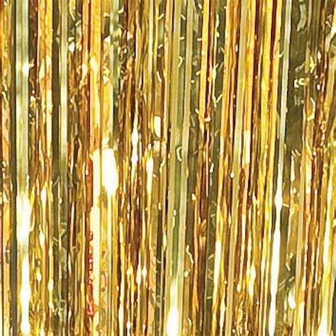 shiny gold curtains gold metallic curtains shindigz