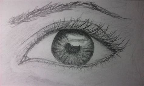 dibujos realistas a lapiz faciles como dibujar un ojo realista a lapiz facil y bien