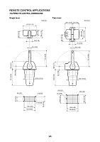 Binnacle Cut Out Yamaha Outboard Mounting Template