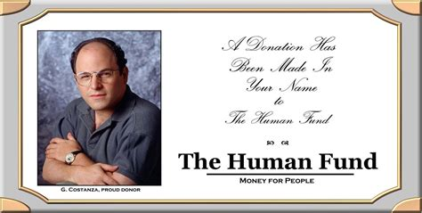 Happy Festivus Australia A Donation Has Been Made In Your Name To The Human Fund Money For A Donation Has Been Made In Your Name Template