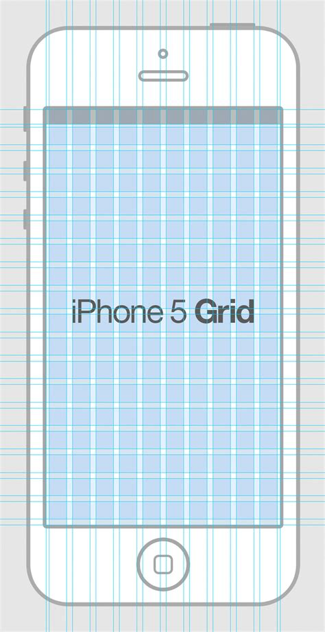 ipad grid template iphone 5 wireframe grid psd free psd file