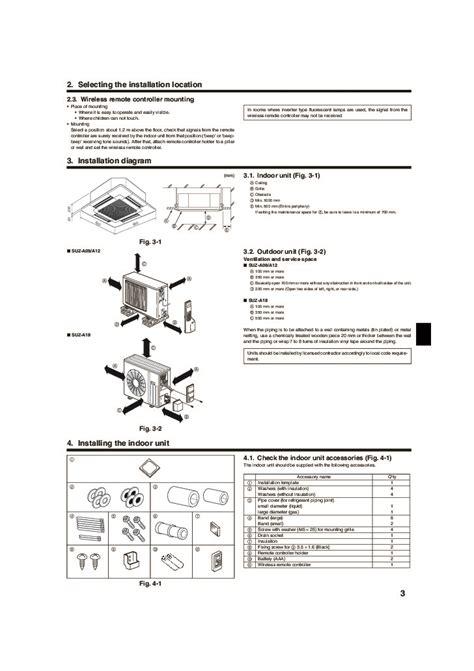 mitsubishi electric mr mitsubishi mr slim bg79u163h01 slz a09 a12 a18ar ceiling