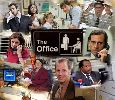The Office It s page the office collage