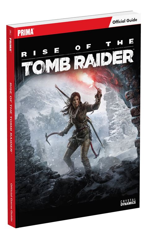 libro guia oficial rise of the tomb raider microplay