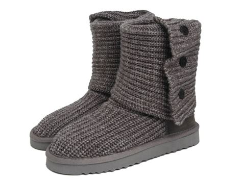 Ugg Classic Cardy Boots 5819 Grey Outlet Store Ugg Classic Cardy Boots 5819 Grey Uggyi00000028 Grey Ca 117 38 Uggs Outlet Uggs