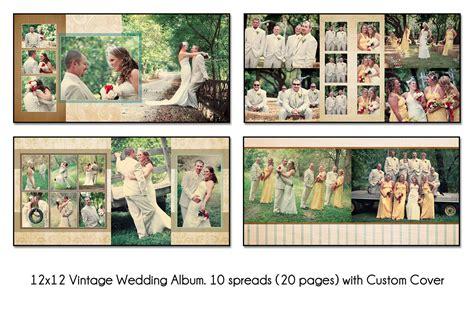 book album templates for photographers