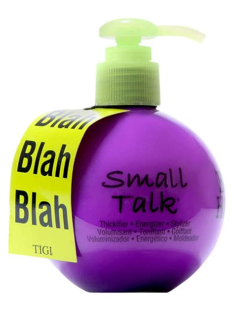 Tigi Bedhead Small Talk Thickener by Subscription Box Swaps Tigi Bed Mini Small Talk 3