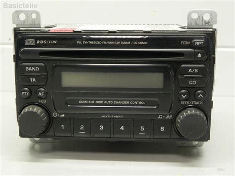 Suzuki Grand Vitara Radio Suzuki Grand Vitara Radio Cd Clarion Ps 2599d 39101 50j90