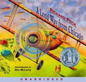 a way from chicago book report a way from chicago by richard peck emusic