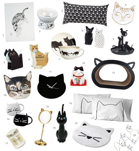 cat decor for the home cat home decor my home