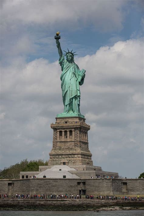Statue Of Liberty Pedestal Facts 33 best images about statue of liberty on green and coloring pages for