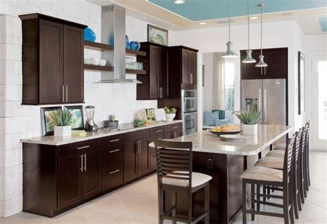 kitchens with brown cabinets kitchen paint colors with brown cabinets design my