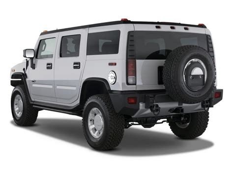 airbag deployment 2009 hummer h3t parking system image 2009 hummer h2 4wd 4 door suv angular rear exterior view size 1024 x 768 type gif