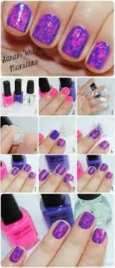 Nail art design on tie dye nails video tutorials and nail art videos