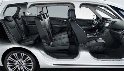 opel zafira review global cars brands
