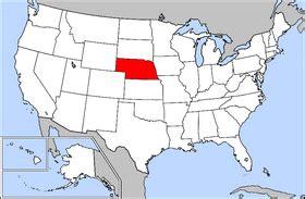 map usa nebraska nebraska simple the free encyclopedia