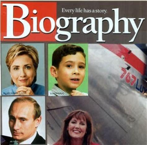 biografi adalah biografi dan profil tokoh berpengaruh pengertian biografi