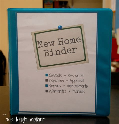 gifts for new apartment owners new home binder free printables sweet tea saving grace