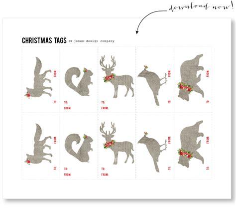 jones design company printable gift tags freebie gift tags jones design company