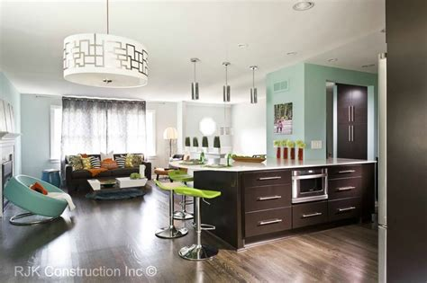 modern kitchen living room ideas ultra modern living room modern kitchen dc metro
