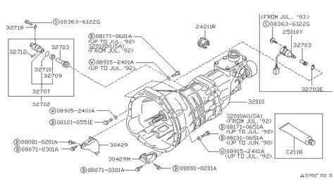 old car manuals online 2001 nissan xterra transmission control 1990 nissan pathfinder transmission diagram 43 wiring diagram images wiring diagrams