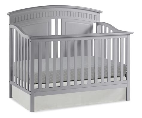 4 Way Convertible Crib by Thomasville Majestic 4 In 1 Convertible Crib Pebble