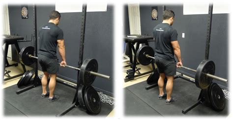 Rack Deadlift Technique by What S The Difference Between A Deadlift
