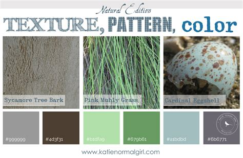 buy palette of nature color nature color palette katie normal girl
