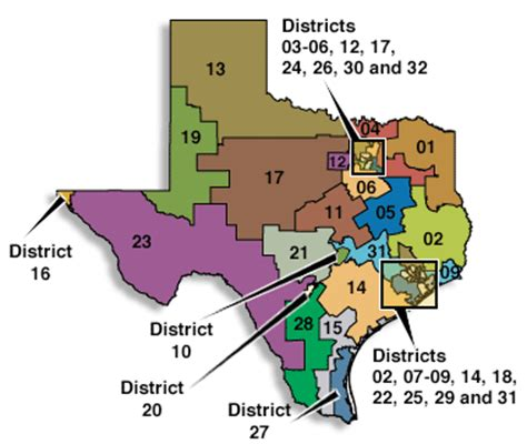 texas state senate district map netradio district lines to take new shape in northeast texas 2011 05 23