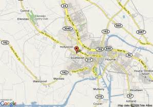 Houma Louisiana Map by Map Of La Quinta Inn Amp Suites Houma Houma
