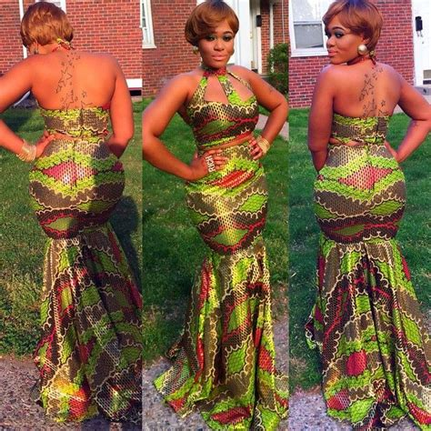 Latest Styles Of Grown In Ankara | nigerian fashion has grown and there s no doubt that the