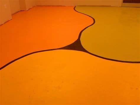 la peinture pour le sol int 233 rieur transforme votre plancher en espace d