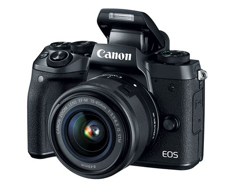 canon mirrorless interchangeable lens canon eos m5 is a flagship mirrorless with