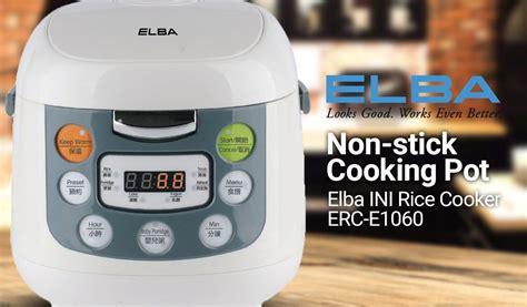 Rice Cooker Elba elba microcomputer rice cooker erc e1060 reviews